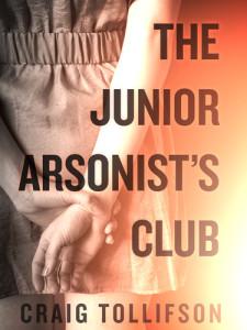 Junior Arsonists Club Cover 1